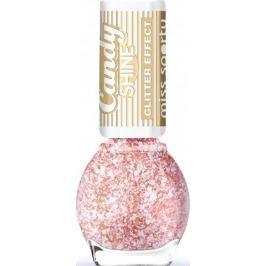 Miss Sporty Candy Shine Glitter Effect lak na nehty 002 7 ml Laky na nehty