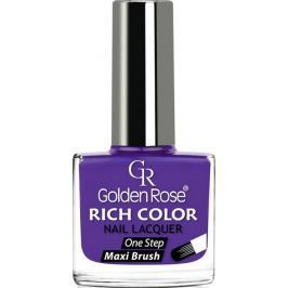 Golden Rose Rich Color Nail Lacquer lak na nehty 107 10,5 ml