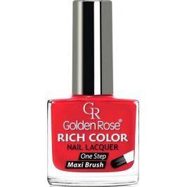 Golden Rose Rich Color Nail Lacquer lak na nehty 017 10,5 ml Laky na nehty