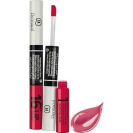 Dermacol 16H Lip Colour dlouhotrvající barva na rty 06 3 ml a 4,1 ml