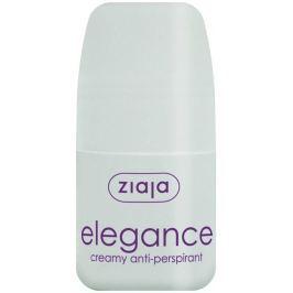 Ziaja Elegance Creamy kuličkový antiperspirant deodorant krémový roll-on pro ženy 60 ml Deodoranty a antiperspiranty