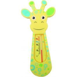 Schneider Teploměr Žirafa koupelový 1 kus Vodní teploměry