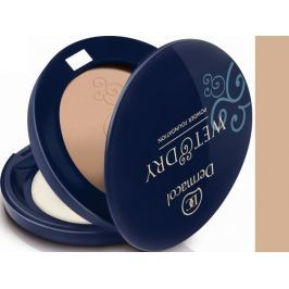 Dermacol Wet & Dry Powder Foundation pudrový make-up 02 6 g