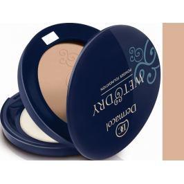 Dermacol Wet & Dry Powder Foundation pudrový make-up 01 6 g