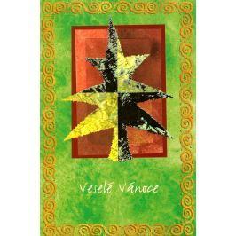 Nekupto Blahopřání Veselé Vánoce - strom 1 kus Blahopřání a pohlednice