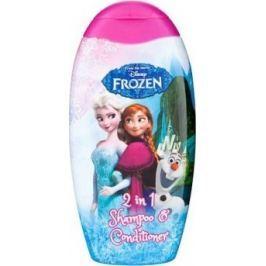 Disney Frozen 2v1 šampon na vlasy a kondicionér na vlasy 300 ml Dětské šampony