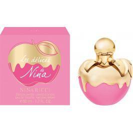 Nina Ricci Les Délices de Nina toaletní voda pro ženy 50 ml Dámské parfémy