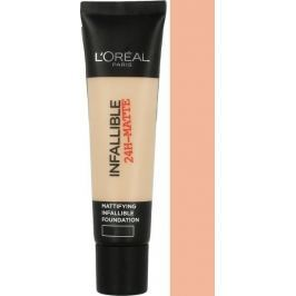 Loreal Paris Infallible 24h Matte Foundation matující make-up 20 Sand 35 ml