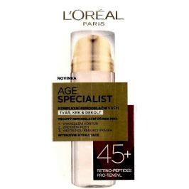 Loreal Paris Age Specialist 45+ komplexní remodelační krém na tvář, krk a dekolt 50 ml