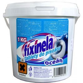 Fixinela Oceán Wc tablety, deodorant do pisoárů 40 ks 1 kg