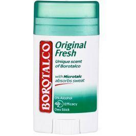 Borotalco Original antiperspirant deodorant stick unisex 40 ml Deodoranty a antiperspiranty