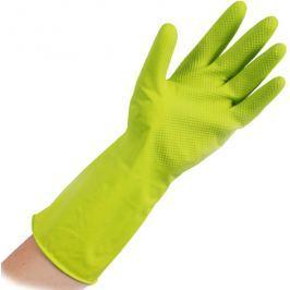 Vulkan Niké Soft & Sensitive Rukavice gumové úklidové M 1 pár Gumové rukavice