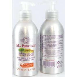 Ma Provence Bio Pomerančové květy tekuté mýdlo 250 ml Mýdla