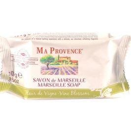 Ma Provence Bio Květy vinné révy pravé Marseille toaletní mýdlo 100 g Mýdla