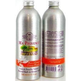 Ma Provence Bio Květ pomeranče 3v1 pěna do koupele, sprchový gel a šampon 500 ml Ostatní přípravky do koupele