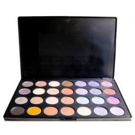 Be Chic! Be Brilliant paleta 28 očních stínů, 28 g Paletky dekorativní kosmetiky
