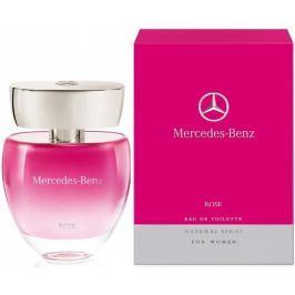 Mercedes-Benz Mercedes Benz Rose toaletní voda pro ženy 60 ml Dámské parfémy