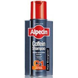Alpecin Energizer Coffein C1, Kofeinový šampon stimuluje růst vlasů zpomaluje dědičné vypadávání vlasů 250 ml