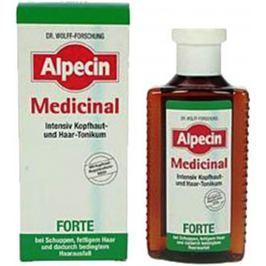 Alpecin Medicinal Forte intenzivní tonikum proti lupům a vypadávání vlasů 200 ml Drogerie