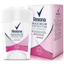 Rexona Maximum Protection Confidence antiperspirant deodorant stick pro ženy 45 ml Deodoranty a antiperspiranty