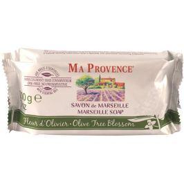 Ma Provence Bio Oliva pravé Marseille toaletní mýdlo 200 g Mýdla