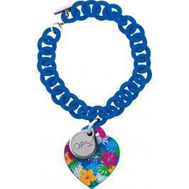 Ops! Objects Tropical Bracelet náramek OPSBR-211 modrá
