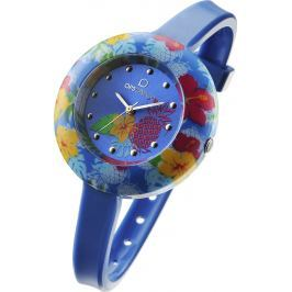 Ops! Objects Tropical Watches hodinky OPSPW-211 modrá Hodinky