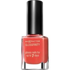Max Factor Glossfinity lak na nehty 75 Flushed Rose 11 ml