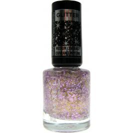 Rimmel London Glitter Bomb Top Coat lak na nehty 010 Sparkle Every Day 8 ml Laky na nehty