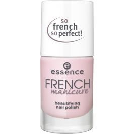 Essence French Manicure Beautifying Nail Polish lak na nehty 01 Girls Best French 10 ml