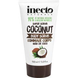 Inecto Naturals Coconut tělový peeling s čistým kokosovým olejem 150 ml Tělové peelingy