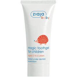 Ziaja Baby Magic Toothgel od 2 do 6 let zubní pasta s fluorem pro děti 50 ml Zubní pasty
