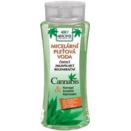 Bione Cosmetics Cannabis micelární pleťová voda 255 ml Micelární vody