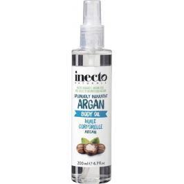Inecto Naturals Argan tělový olej s čistým arganovým olejem 200 ml Tělové oleje
