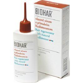 Biohar Sérum s přírodním hyaluronem vlasové prorůstové 75 ml