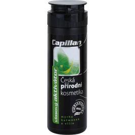 Capillan vlasový aktivátor pro podporu růstu vlasů vlasů 200 ml Přípravky proti padání vlasů