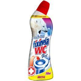 Fixinela Wc Arctic čisticí prostředek na toaletní mísy, bidety, vany, umyvadla, sprchy 750 ml Čistící prostředky na WC