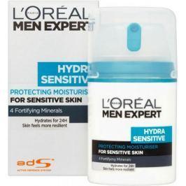 Loreal Paris Men Expert Hydra Sensitive zklidňující a hydratační krém pro citlivou pleť 50 ml Drogerie