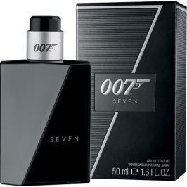 James Bond 007 Seven toaletní voda pro muže 50 ml Pánské parfémy