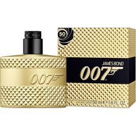 James Bond 007 Man Gold Edition toaletní voda 50 ml