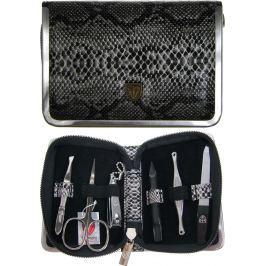 Kellermann 3 Swords Luxusní manikúra 6 dílná Fashion Materials v aktuálním módním materiálu 5221FN