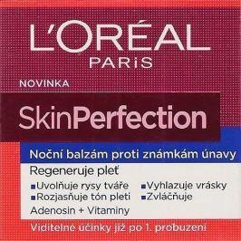 Loreal Paris Skin Perfection noční balzám proti známkám únavy 50 ml