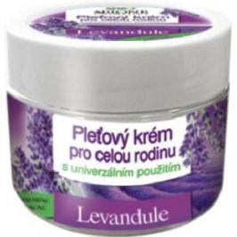 Bione Cosmetics Levandule pleťový krém pro celou rodinu s univerzálním použití 260 ml