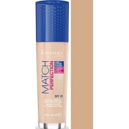 Rimmel London Match Perfection Foundation SPF20 make-up 201 Classic Beige 30 ml