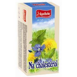 Apotheke Na cholesterol bylinný zelený čaj 20 sáčků x 1,5 g