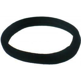 Vlasová gumička černá 7 x 1 cm
