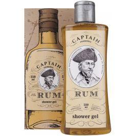 Bohemia Gifts Rumová kosmetika sprchový gel v krabičce s rumovým aroma 250 ml
