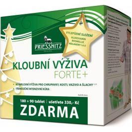 Priessnitz Kloubní výživa Forte+ s kolageny 180 tablet + 90 tablet