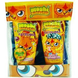 Moshi Monsters Mini Travel Set sprchový gel 75 ml + šampon a kondicioner 2v1 75 ml kosmetická sada