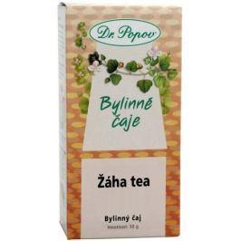 Dr. Popov Žáha tea bylinný čaj pro normální činnost trávicí soustavyastřev, nadýmání 50 g